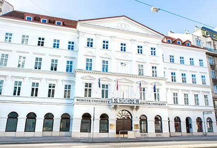 Университет Вебстера в Вене