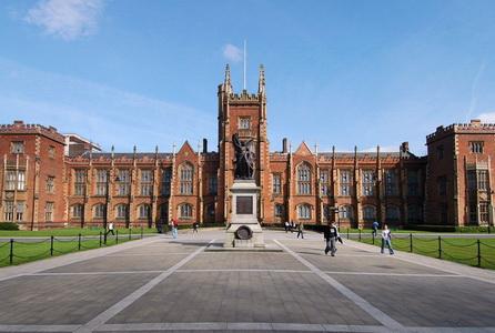 Королевский университет в Белфасте (Квинс)