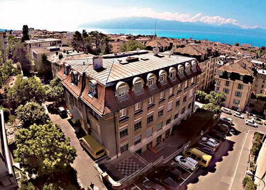Lemania College Lausanne