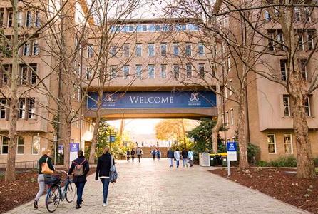 Университет Мельбурна