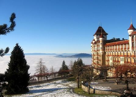 Швейцарская школа отельного менеджмента