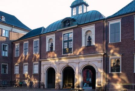 Датская королевская академия изящных искусств
