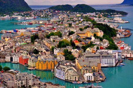 Второе высшее в Норвегии