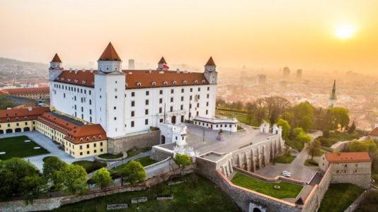 Второе высшее в Словакии