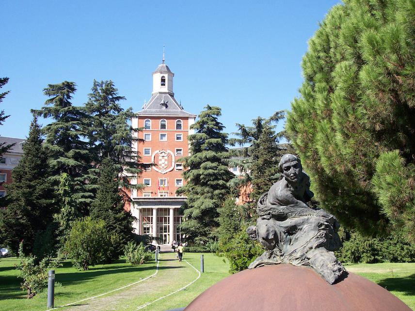 Мадридский университет Комплутенсе