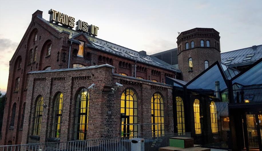 Академия искусств в Осло (Oslo National Academy of the Arts)