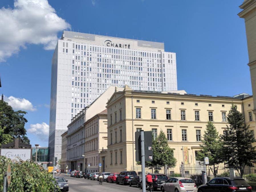 Шарите – Медицинский университет в Берлине