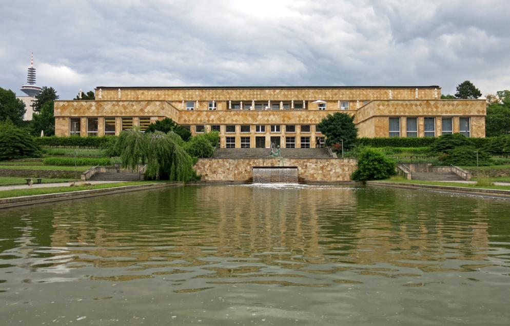 Франкфуртский университет им. Иоганна Вольфганга Гете