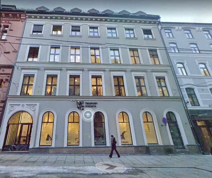 Kristiania University College (бывшая Скандинавская школа бизнеса)