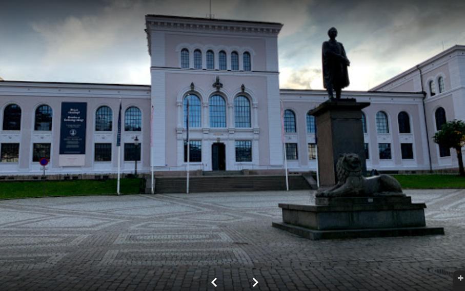 Университет Бергена (University of Bergen)