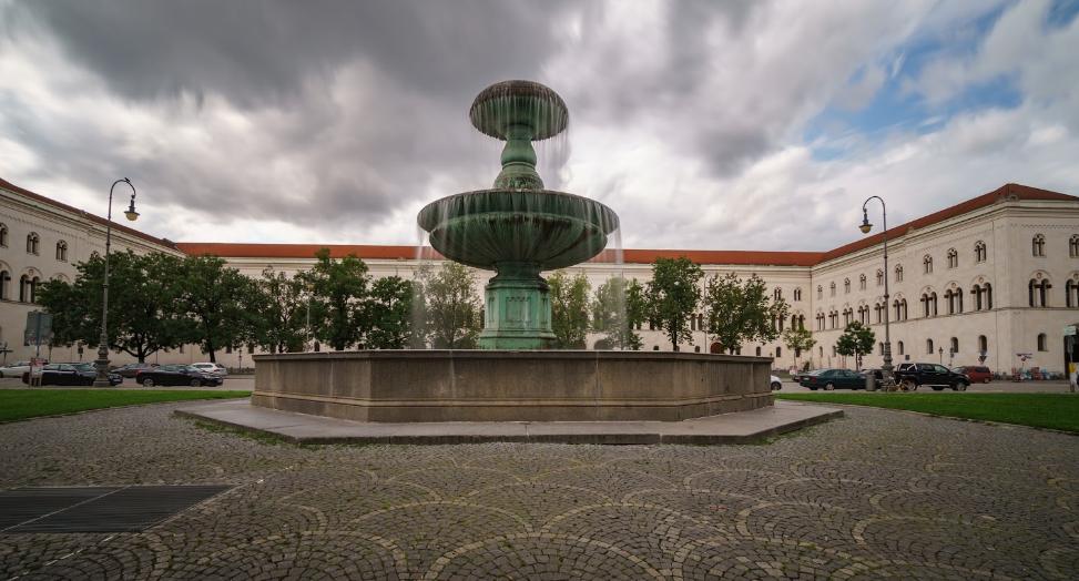 Университет Людвига – Максимилиана в Мюнхене