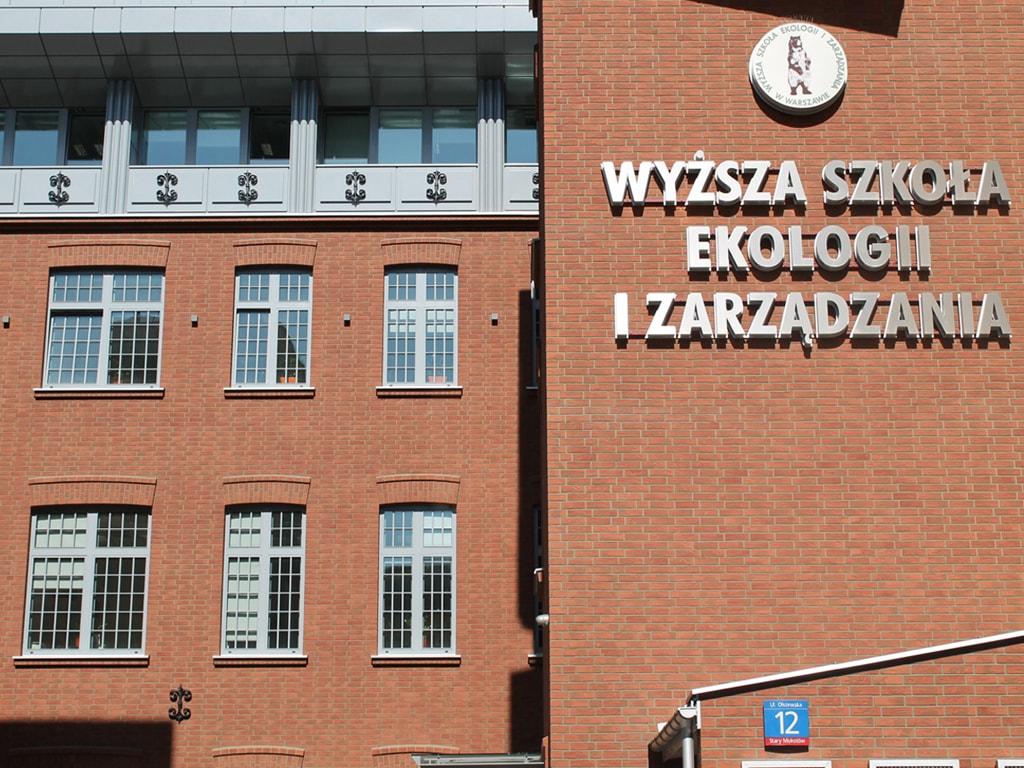 Университет экологии и управления в Варшаве