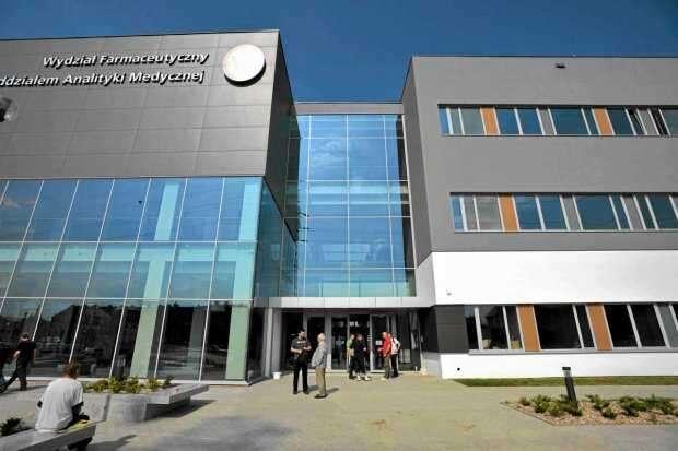 Вроцлавский медицинский университет