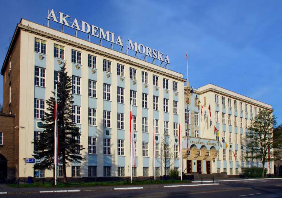 Морская Академия в Гдыне