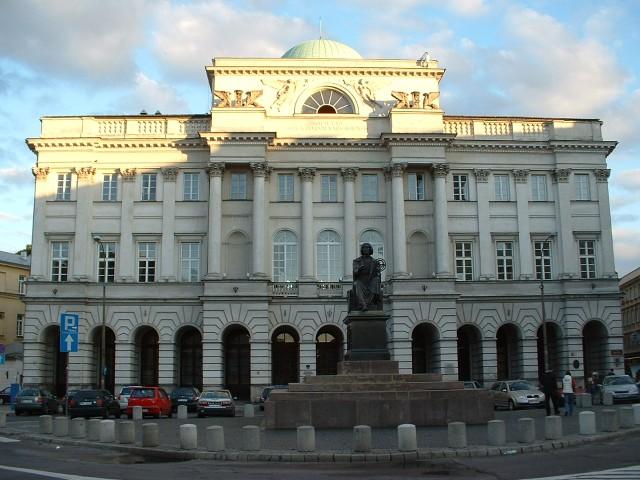 Институт экономики Польской Академии наук (INE PAN-Warszawa)