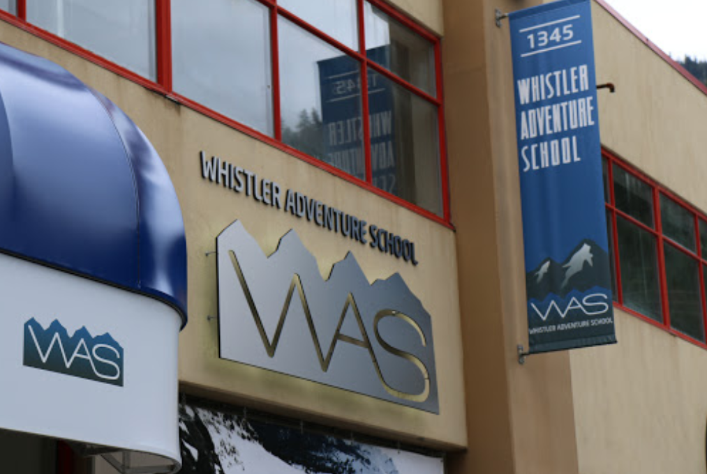 Школа приключений (спортивного туризма) в Уистлере